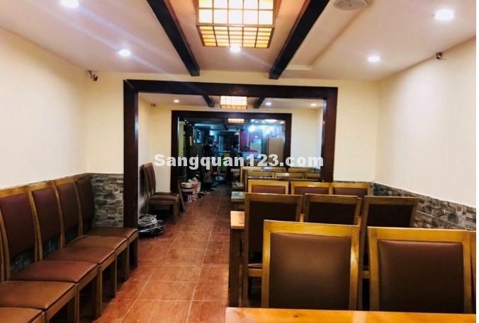 Chính chủ muốn nhượng lại nhà hàng Hải Sản tại 269 Kim Mã mặt tiền 20m
