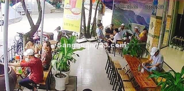 Sang gấp quán cafe ngay Mặt tiền kinh doanh đông đúc Bình Chánh