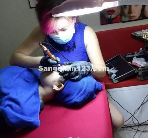 Cần sang nhượng Salon tóc SAIGON PHITHY tại 51 Dương Quảng Hàm