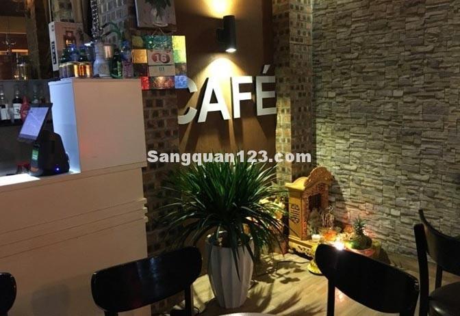 Cần sang gấp quán Cafe Star Urban Ở Trương Công Giai Cầu Giấy