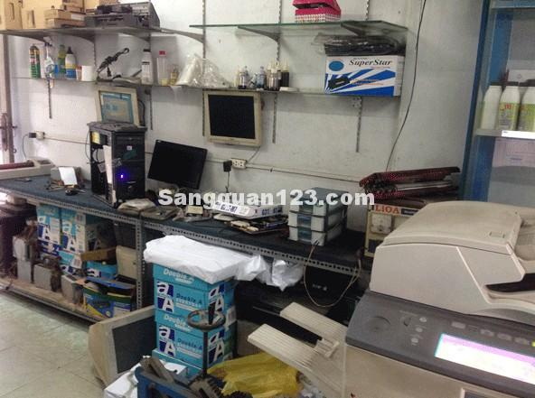 Cần sang tiệm photocopy tại quận 4, TP Hồ Chí Minh