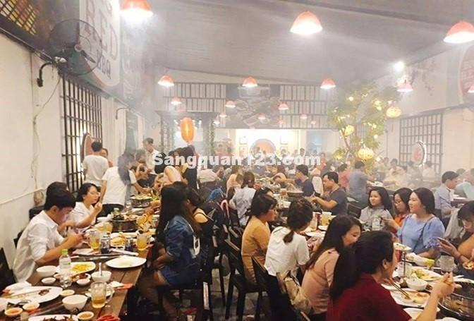 Cần sang gấp Nhà hàng Buffet Hàn Quốc tại Quận Bình Thạnh