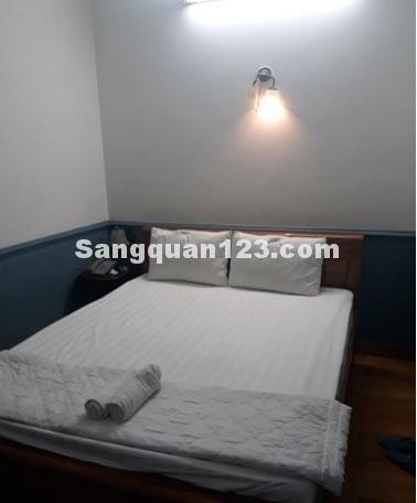 Sang nhượng khách sạn mặt đường Nguyễn Ảnh Thủ, Quận 12