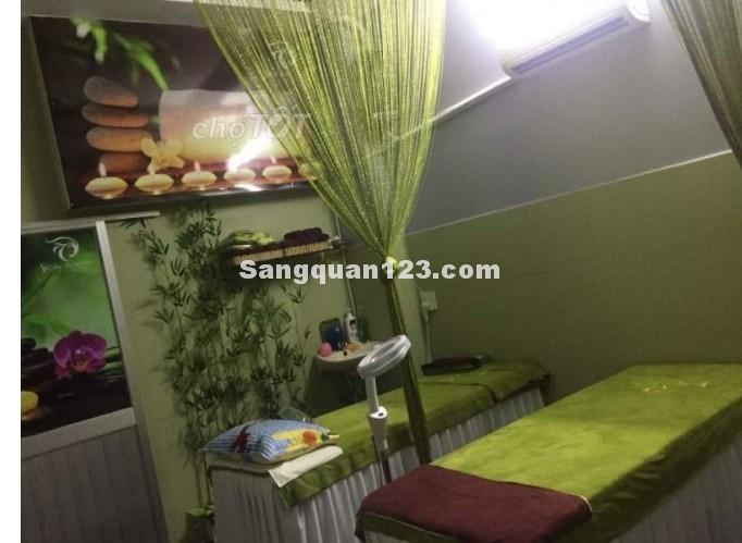 Cần sang nhượng Spa mini tại trung tâm quận Gò Vấp