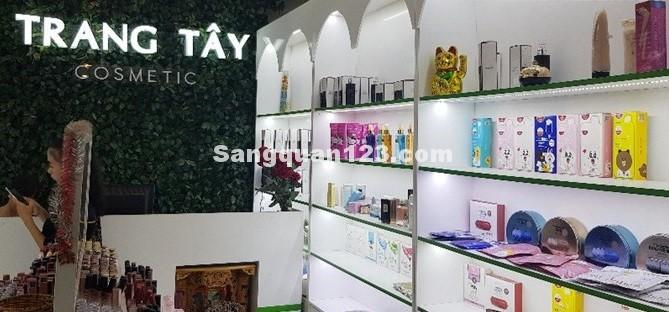 Sang shop mỹ phẩm đẹp nhất chợ Hạnh Thông Tây, Tân Phú