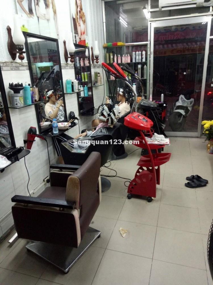 Sang tiệm tóc đang kinh doanh ổn định ở Gò Vấp