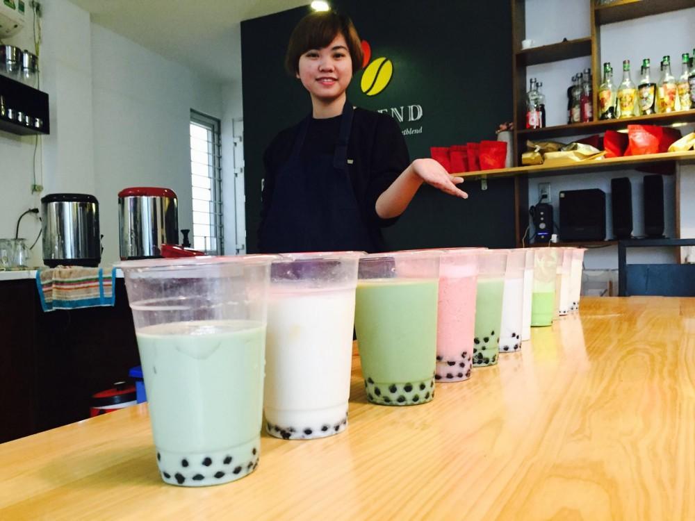 Bí quyết kinh doanh trà sữa thành công