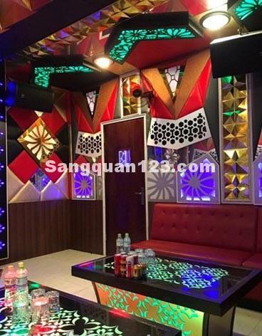 Sang quán Karaoke Rumba, đường Thới Hòa, Huyện Bình Chánh
