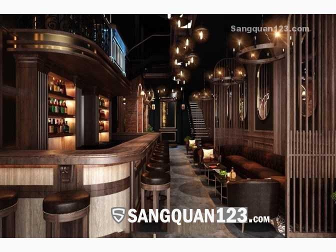 Cần sang quán cafe cocktail mặt tiền Phùng Hưng