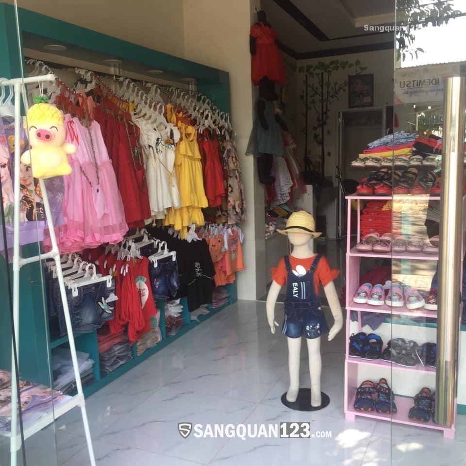Cần Sang Shop Thời Trang Trẻ Em khu vực Thủ Dầu Một-Bình Dương
