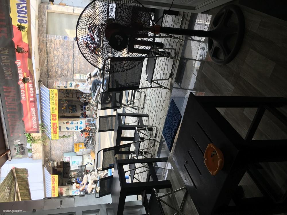 Sang quán cafe take away ngay ngã 3 xéo ,gần công viên gia phú và aeon tân phú