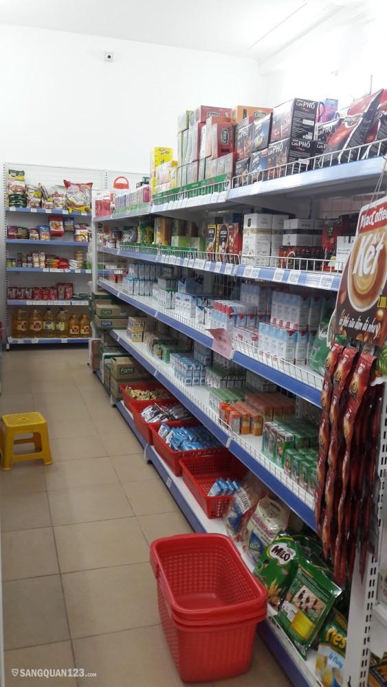 Sang nhượng siêu thị mini tại thị xã Sơn Tây