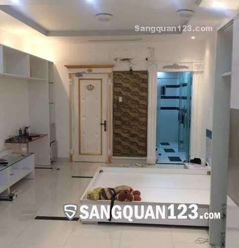 Sang nhà trọ căn hộ mini full phòng cao cấp tại đường Tôn Thất Thuyết Q.4
