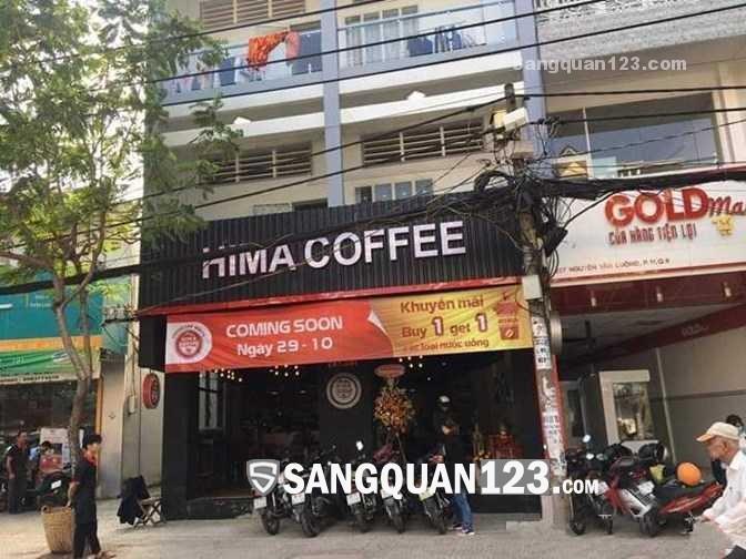 Cần sang dãy phòng trọ mặt tiền đường Nguyễn Văn Luông, Q6