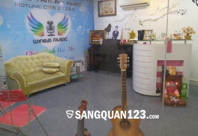 Sang lại mặt bằng 120m2  chính chủ, đường Lê Văn Lương, Quận 7