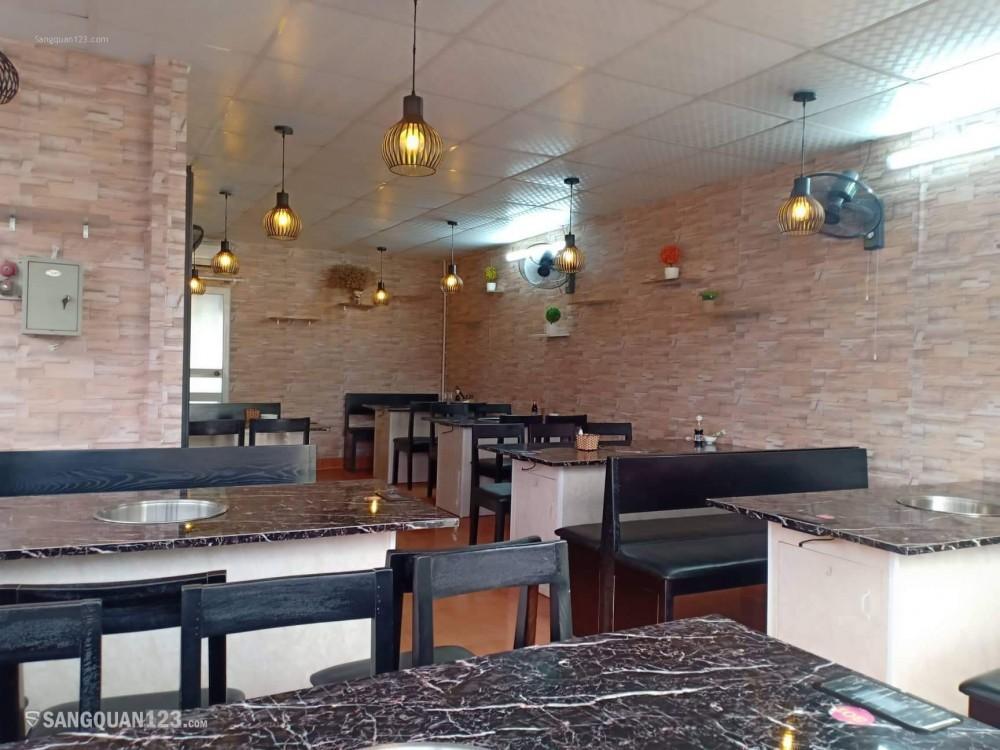 Chuyển nhượng nhà hàng lẩu hơi lớn nhất Việt Trì