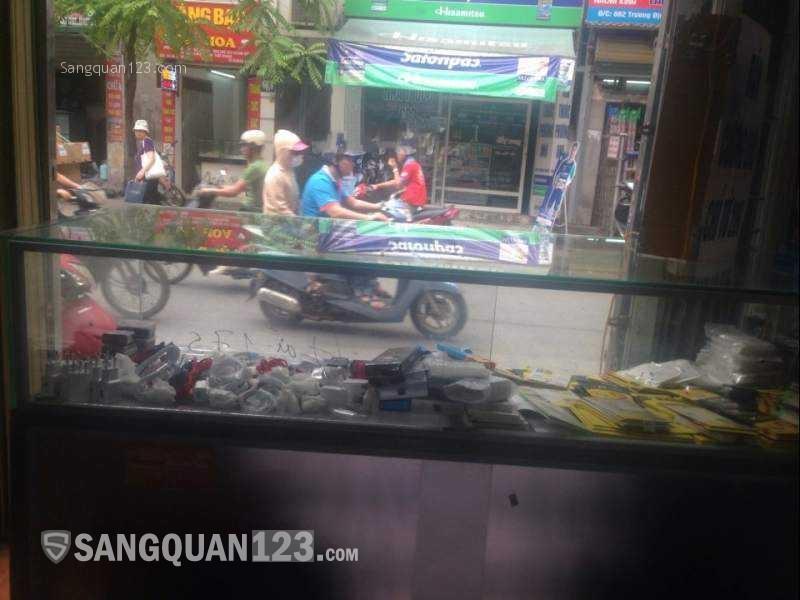 Cần sang nhượng lại cửa hàng điện thoại phố Trương Định, Quận Hoàng Mai