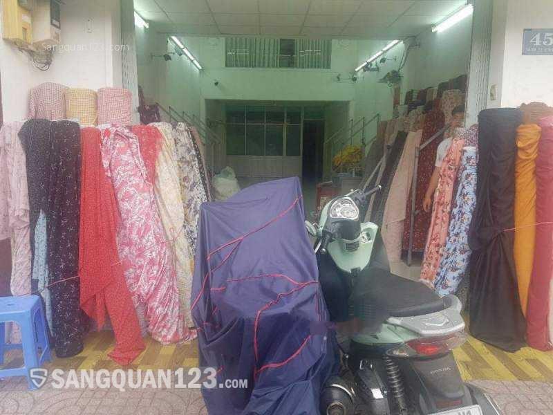 Cần sang lại mặt bằng kinh doanh đường Tân Tiến, Tân Bình