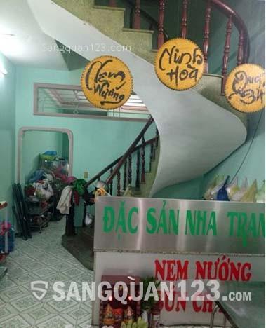 Sang nhượng mặt bằng đẹp đường Nguyễn Sơn, Phú Thọ Hòa, Tân Phú