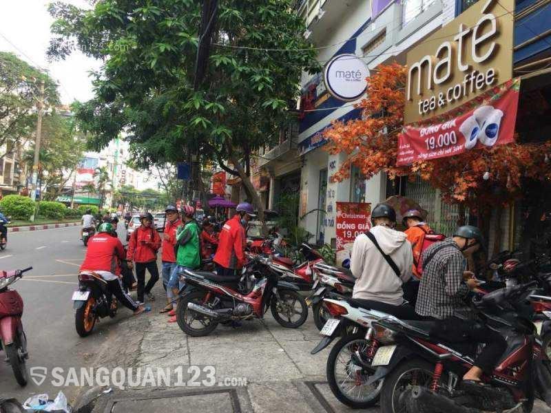 Sang nhượng quán cafe, trà sữa đông khách trục đường chính quận Tân Bình
