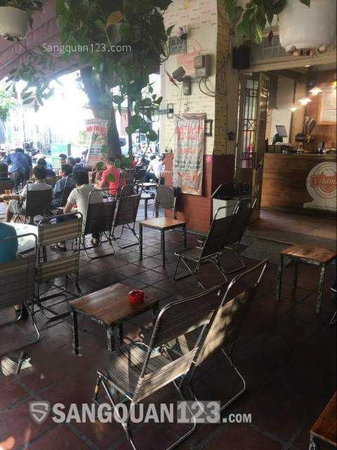 Cần sang quán cafe 2 mặt tiền đang kinh doanh tốt Quận 2