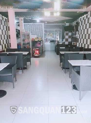 Sang nhượng quán cafe máy lạnh và cơm văn phòng đường Lê Bình, Q. Tân Bình
