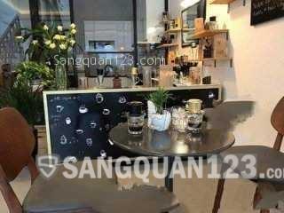 Cần sang quán cafe thiết kế đẹp đông khách đường Lam Sơn, Hải Phòng