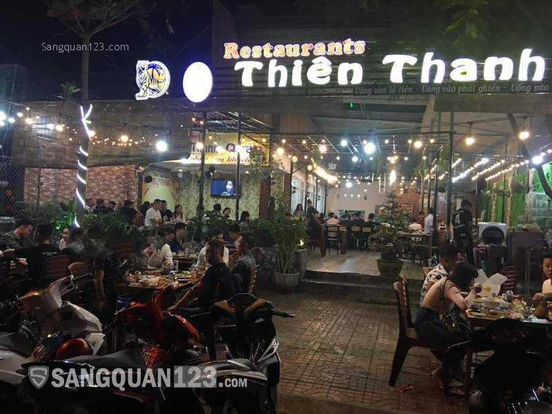 Sang nhượng quán nhậu giá rẻ đường Nguyễn Thị Định, TP Quy Nhơn