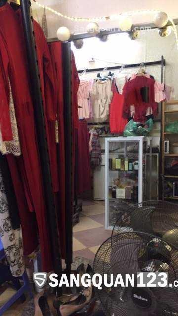 Cần sang lại shop thời trang có lượng khách quen ổn định
