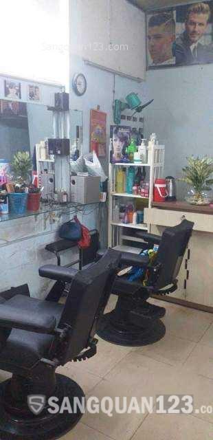 Cần sang tiệm làm tóc, nail đường Tôn Thất Thuyết, Quận 4
