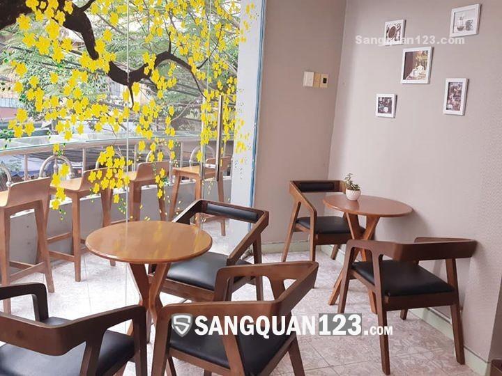 Cần sang quán cà phê và phòng trọ quận Tân Bình