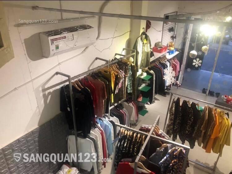 Chính chủ sang lại Shop quần áo HXH CMT8, ngay trung tâm chỉ 25Tr