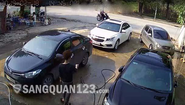 Sang nhượng bãi rửa xe và bán phụ kiện ô tô tại Hoàng Mai