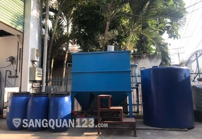 Cần sang nhượng 50% nhà Xưởng mỹ phẩm, H. Bình Chánh
