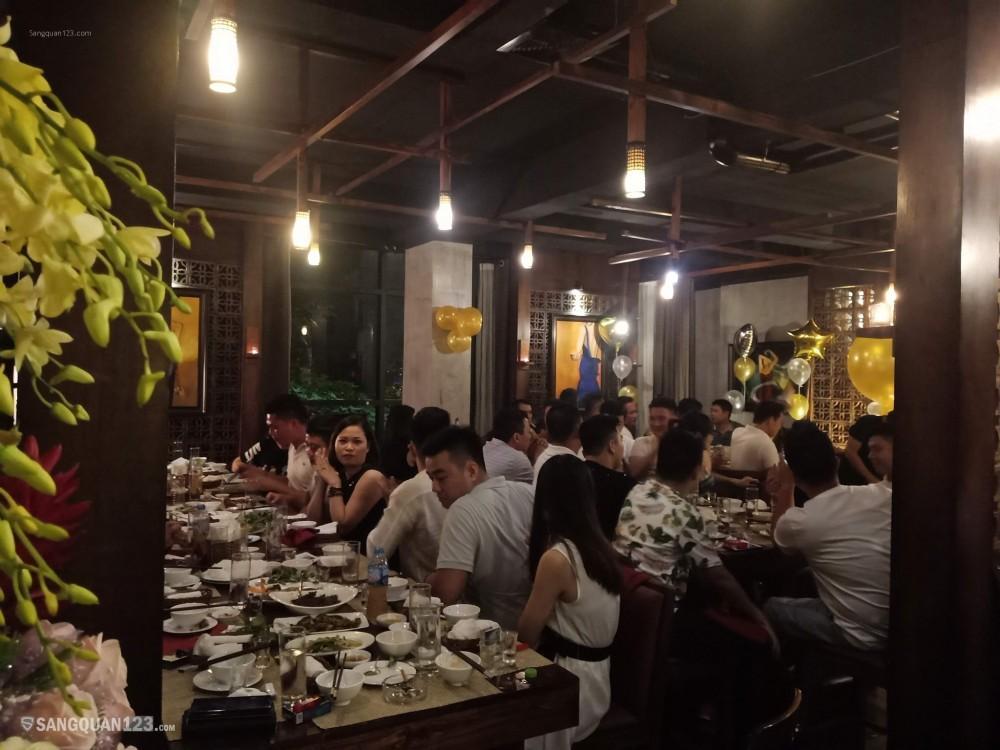 Chuyển nhượng nhà hàng tại 118 Nguyễn Khánh Toàn