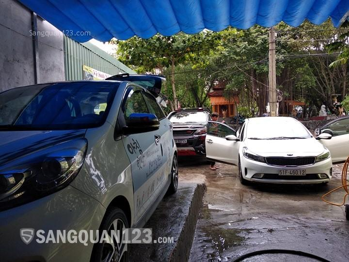 Cần sang gấp tiệm rửa xe chăm sóc xe ở kdc trung sơn khách cực đông
