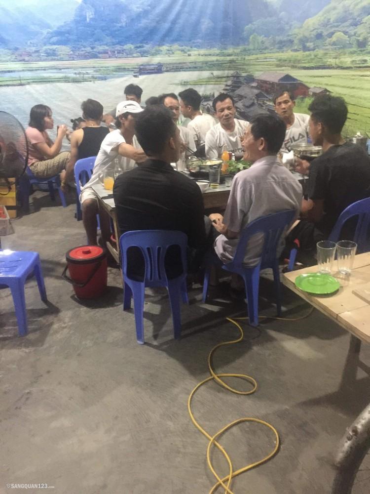 Sang nhượng quán an tiểu khu đô thị mới vạn phúc simco sông Đà
