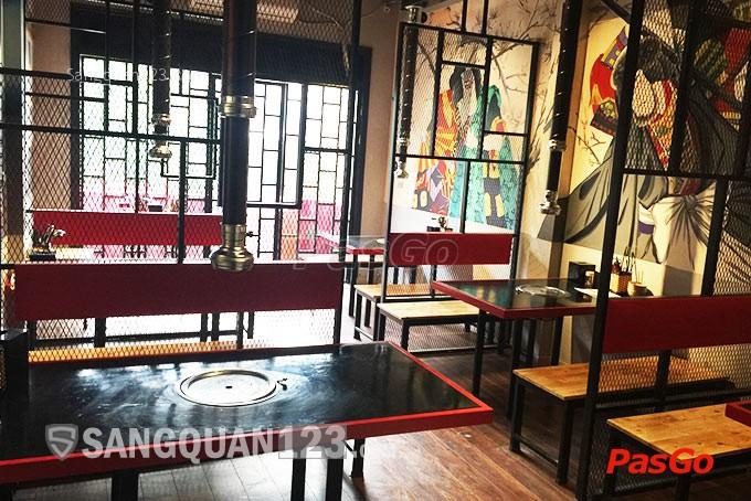 Sang nhượng quán PandaBbq Trúc Khê - Láng Hạ - Hà Nội
