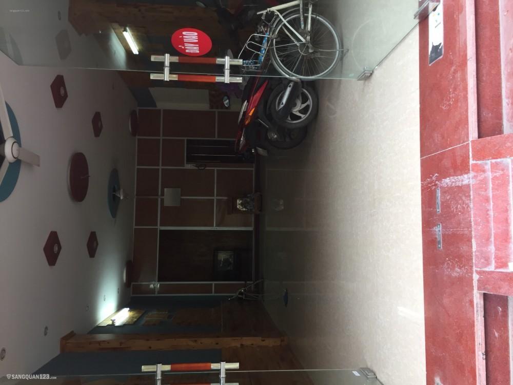 Cho thuê mặt phố kinh doanh văn phòng MT6m2, 70m2, gần trường THCS Lê Lợi, gần bến xe Bus