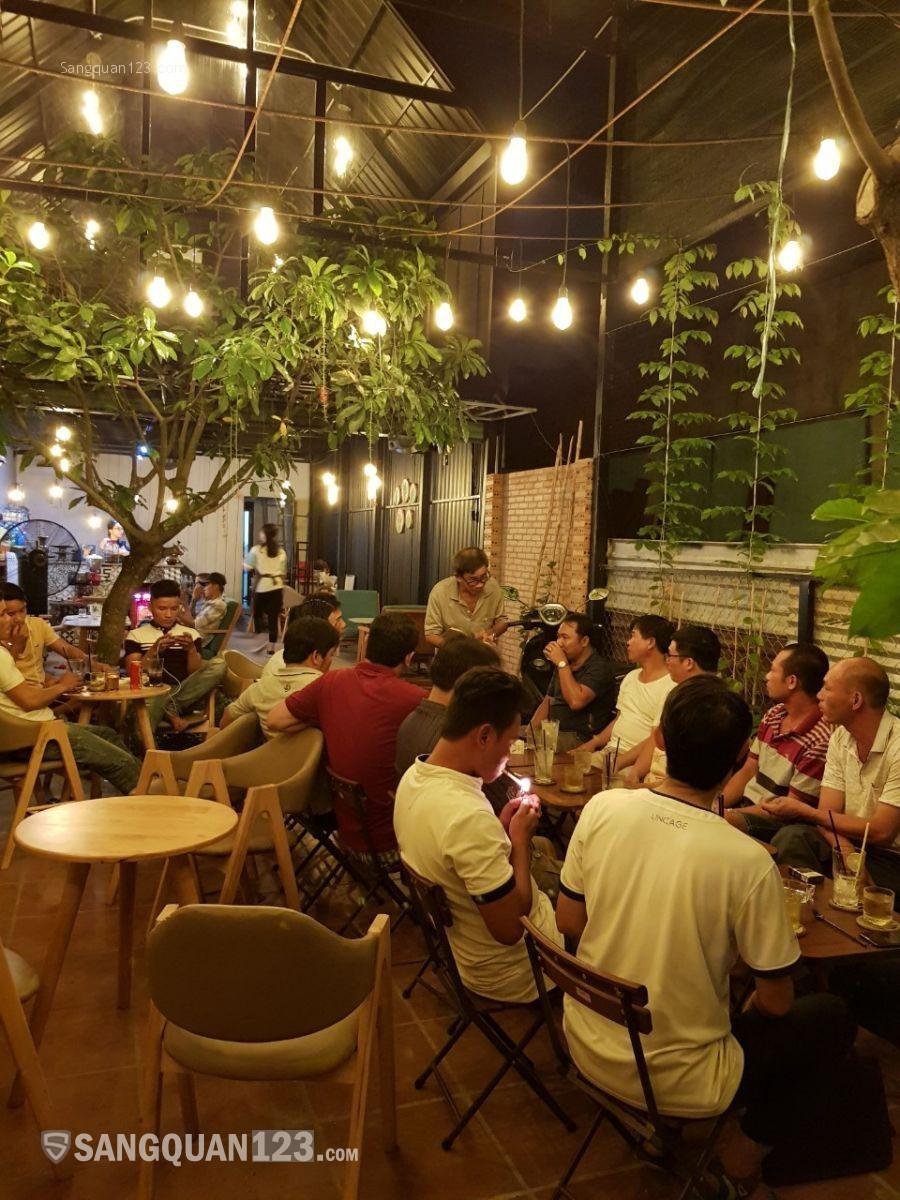 Cần sang quán cafe đường TTH21,gần bệnh viện quận 12