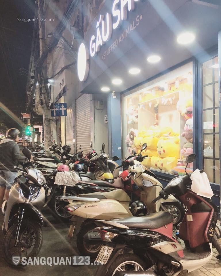Sang gấp mặt bằng Shop mặt tiền Võ Văn Tần P.5 Quận 3