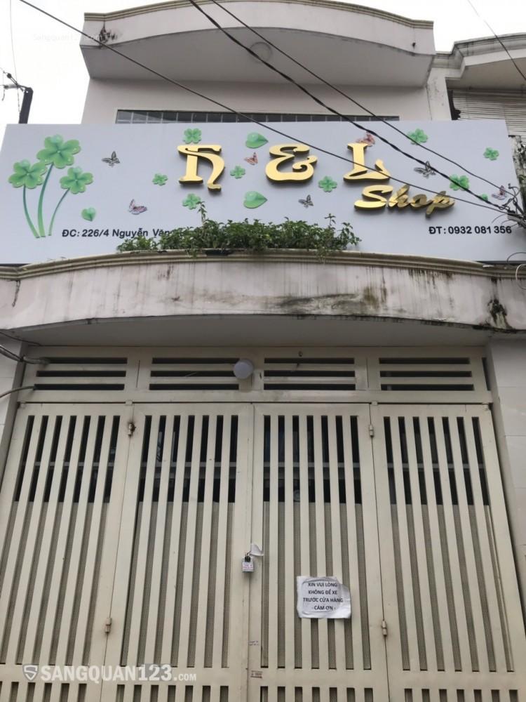 Cần sang shop quần áo + mặt bằng gần siêu thị Lotte Gò Vấp