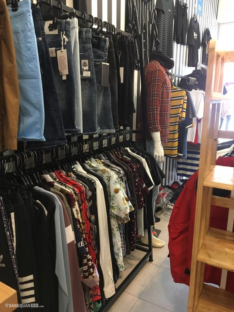 Cần Sang Shop Quần Áo Nam Mặt Tiền Quận Tân Phú