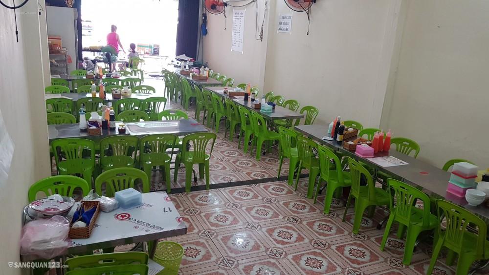 Sang quán ăn ngay trường Đại Học Công Nghiệp Thực Phẩm