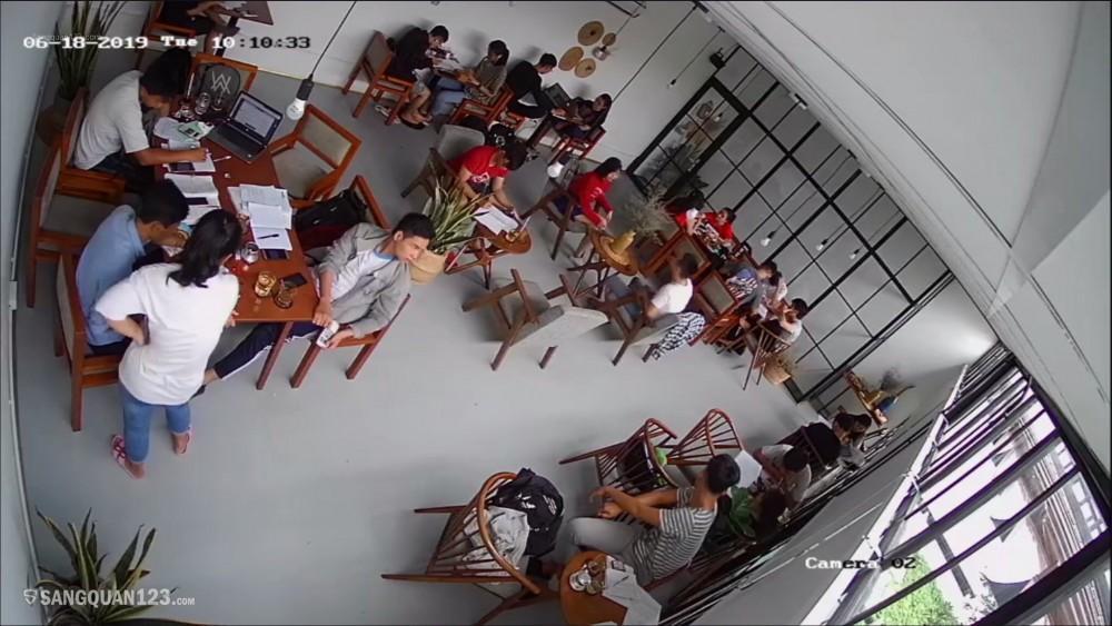 Sang quán cafe sân vườn máy lạnh (Trần Phú, KDC Chánh Nghĩa, TDM, BD)