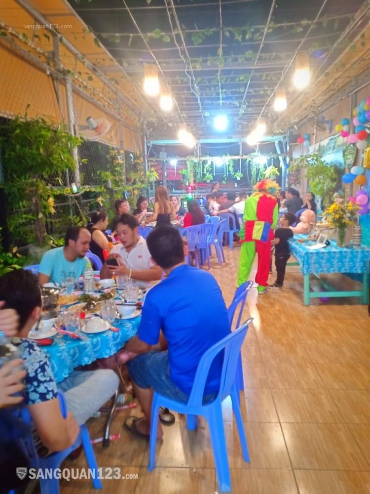 Sang quán Nhậu mặt tiền 312 Ung Văn Khiêm, Phường 25, quận Bình Thạnh