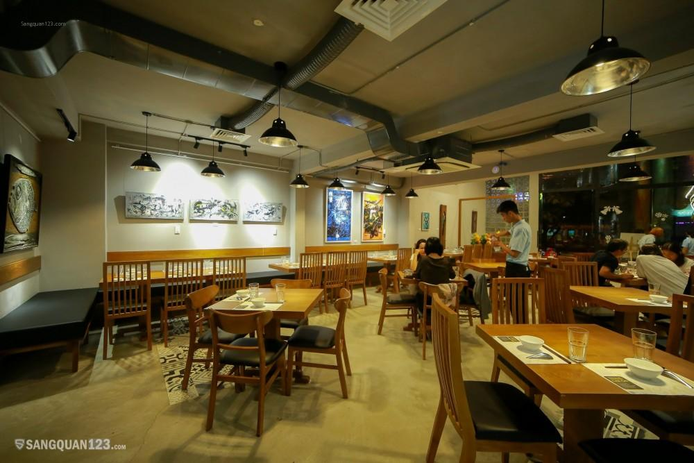 Sang nhượng nhà hàng cao cấp Khu trung tâm Q.Hải Châu, Đà Nẵng