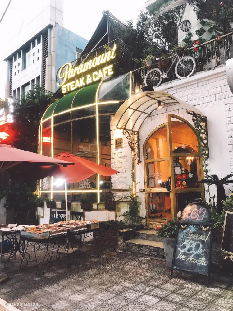 Sang nhượng nhà hàng 2 mặt tiền quận Hải Châu