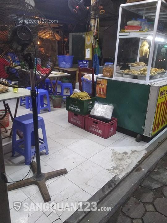 Sang nhượng cửa hàng phở mặt đường phố Đội Cấn Ba Đình Hà Nội