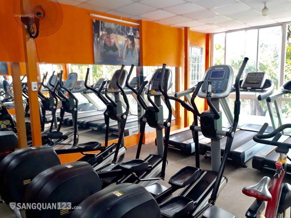 Cần sang lại CLB thể hình Quang Trung Gym Fitness 310 Nguyễn Văn Lượng, Q Gò Vấp